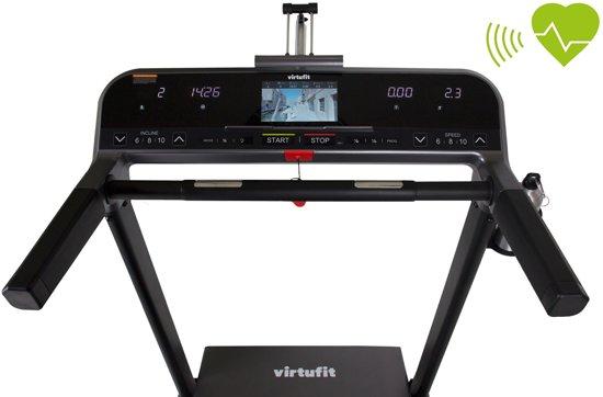 VirtuFit TR-500i loopband hartslagmeter