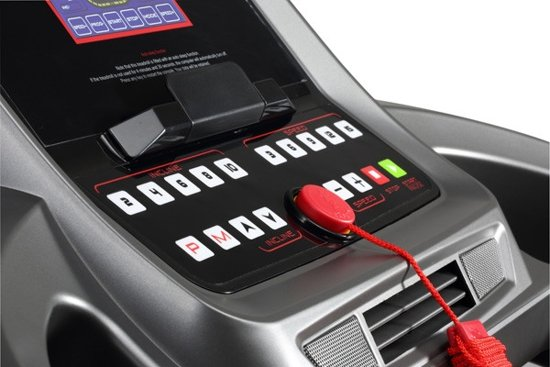 focus fitness jet 5 loopband console