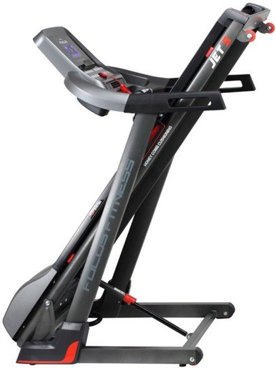 focus fitness jet 5 loopband opplooibaar