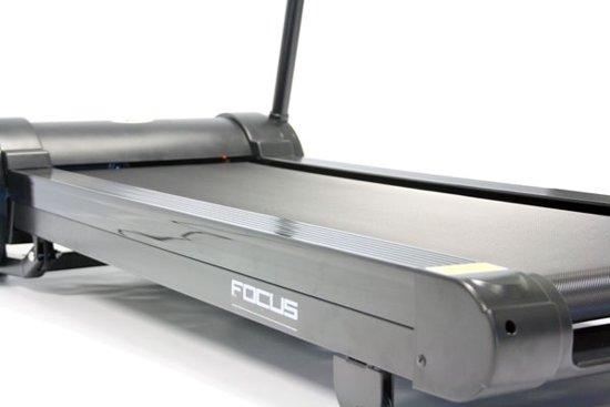 focus fitness slimline loopband onderkant