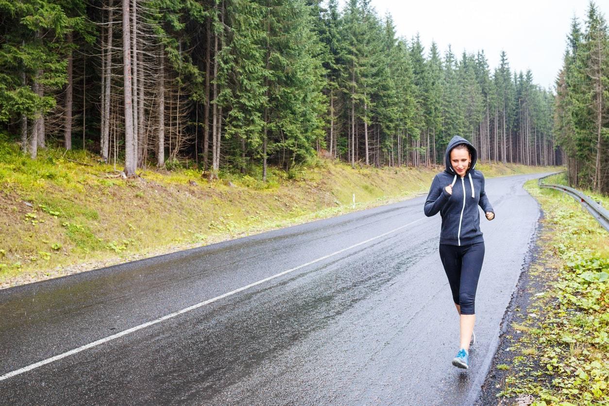 Nadelen van buiten te hardlopen