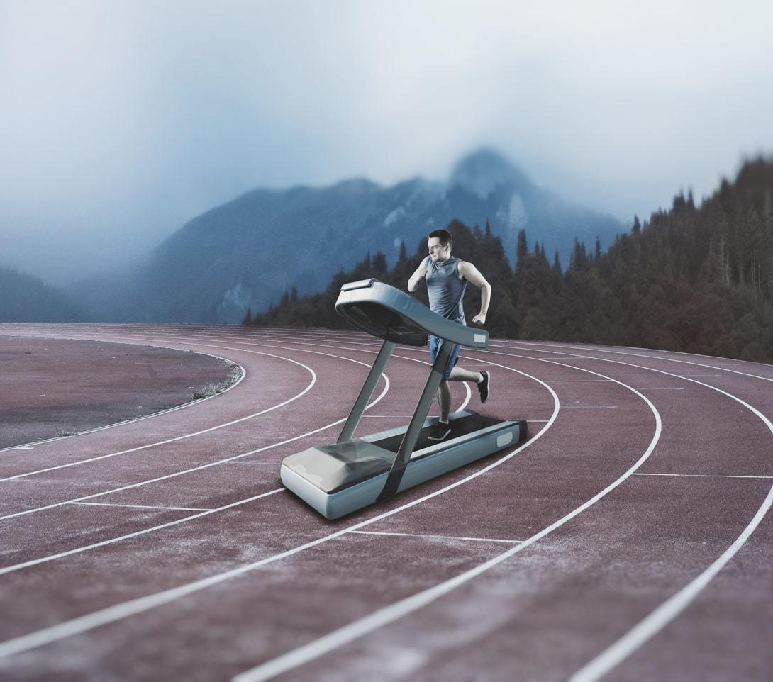 Voordelen en nadelen van een loopband en buiten hardlopen