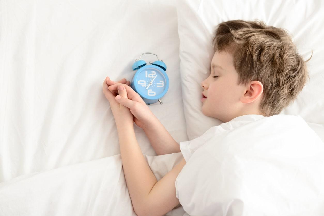 Wekker op Fitbit Ace 2 Kids