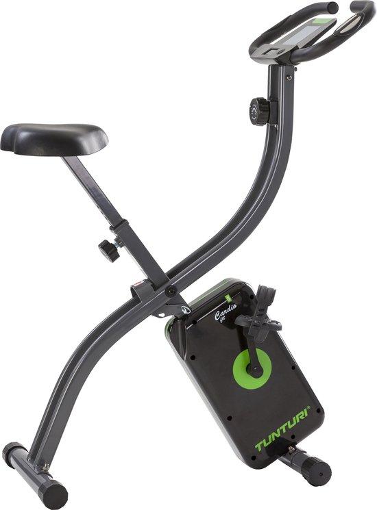 Tunturi Cardio Fit B20 X Bike beste opvouwbare
